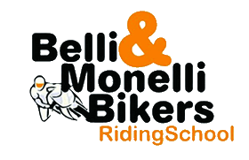 Logo Belli&Monelli Bikers Riding School